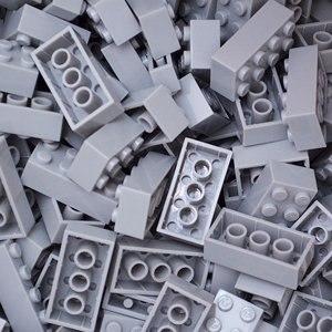 【FY積木大師】300克積木顆粒-灰色