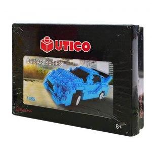 【UTICO】BRICAR 積木拼裝車-GT86 1555