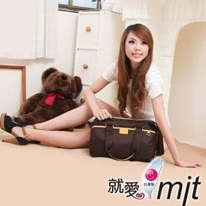 【微笑MIT】海傑羅Hiujelo/固新皮件-真皮側肩包 H0062-010-7010(咖啡)