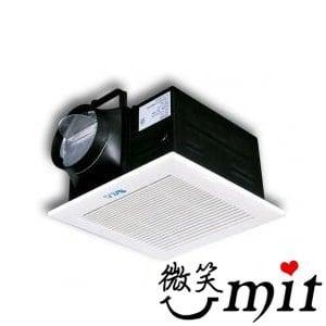 【微笑MIT】JLA/杰利安衛浴-靜音換氣扇 J-600(110V)