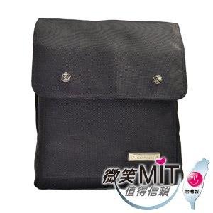 【微笑MIT】Confidence高飛登/晟旭-溫暖療傷側背包 CB171-9(神秘黑)