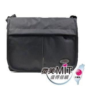 【微笑MIT】Confidence高飛登/晟旭-Teacher教學相長側背書包 CB3201-2(氣質灰)