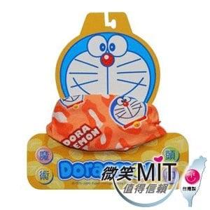 【微笑MIT】KUSOTOP-哆啦A夢台灣製限量版魔術頭巾 HA509