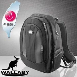 【微笑MIT】WALLABY/皇普-先驅者系列 電腦背包 HWN-1133