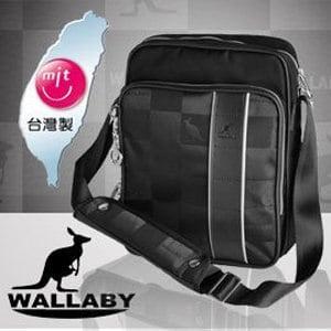 【微笑MIT】WALLABY/皇普-愛奔放系列 休閒側背包 HCK-1118