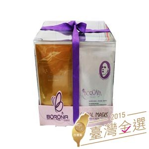 【微笑MIT】Boronia/巴洛尼亞-綜合面膜禮盒(50片入)