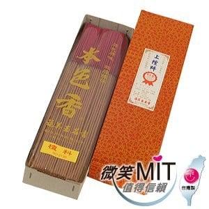 【微笑MIT】本色香/施美玉-上檀料1尺立香 No:2130(225g/盒)
