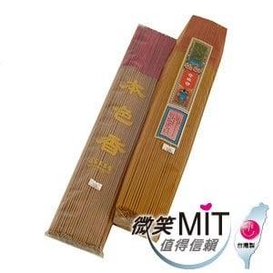 【微笑MIT】本色香/施美玉-檀料1尺6立香 No:1036(600g/包)