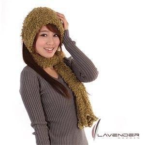 【微笑MIT】Lavender/上比-百變魔術圍巾 加大版(綠色)