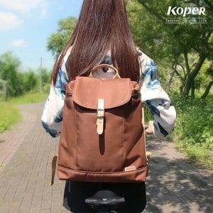 【微笑MIT】KOPER【小清新】元氣厚片包11138-02(濃情咖)