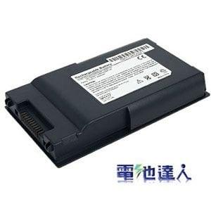 [電池達人]Fujitsu LifeBook S2110, S6110, S6120 系列電池