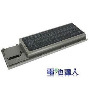 [電池達人]Dell Latitude D620, D630, Precision M2300 電池