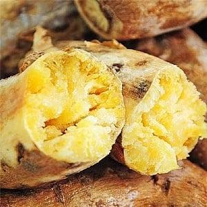 【那魯灣】嚴選冰烤地瓜1包(5斤/包)(冰薯、冰烤蕃薯)