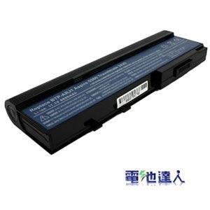 [電池達人]Acer Aspire 2920小杜比機, 3620, 3640,3670 電池