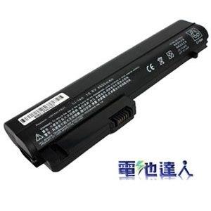 [電池達人]HP Compaq NC2400, 2410, 2510P, NX2400 電池