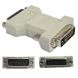 DVI-I/DVI-D 轉接頭 (DVI-ADP-29F25M)