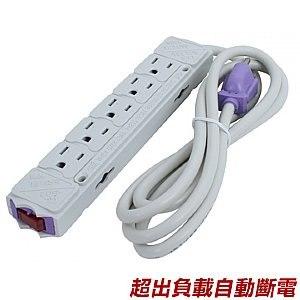 【KT】雙面10孔安規11A安全插座 1.8M