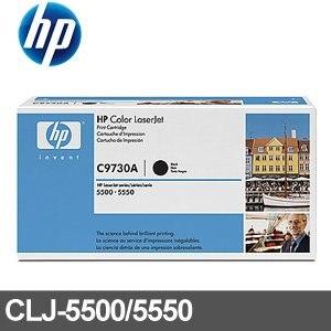 HP 碳粉匣 C9730A 黑色