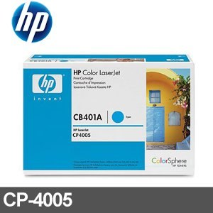 HP 碳粉匣 CB401A 青藍色