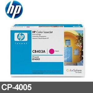 HP 碳粉匣 CB403A 洋紅色