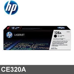 HP 碳粉匣 CE320A 黑色