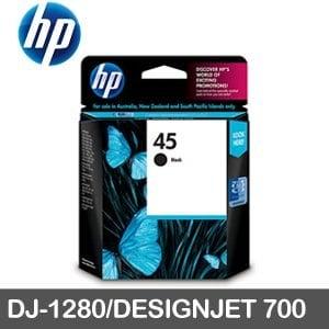 HP 原廠墨水匣  51645AA 黑色