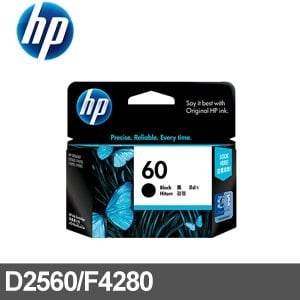 HP 原廠墨水匣 CC640WA 黑色