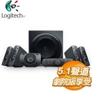 Logitech 羅技 Z906 5.1聲道音箱系統