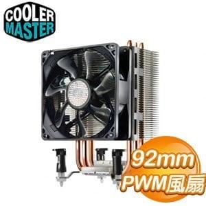 Cooler Master 酷碼 Hyper TX3 EVO塔型熱導管散熱器