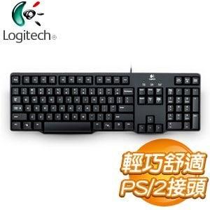 Logitech 羅技 K100 經典有線鍵盤