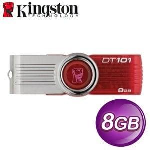 Kingston 金士頓 DT101G2 8G 隨身碟(DT101G2/8GB)