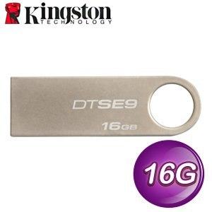 Kingston 金士頓 DTSE9H 16G 隨身碟(DTSE9H/16GB)