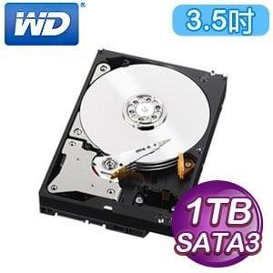 WD 威騰 Red 1TB 3.5吋 5400轉等級 64M快取 SATA3紅標硬碟(WD10EFRX)