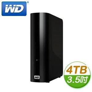 WD 威騰 My book Essential 4TB 3.5吋 USB3.0 外接式硬碟