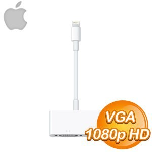 Apple Lightning 對 VGA 轉接器
