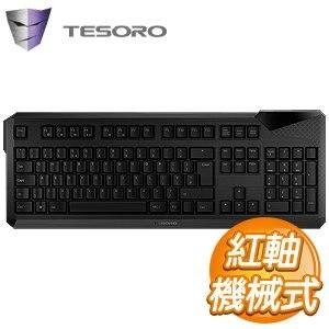 TESORO 鐵修羅 杜蘭朵 紅軸 中文機械式鍵盤