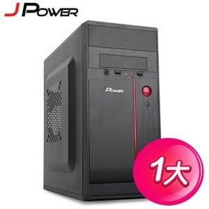 杰強J-POWER【曙光】黑1大機殼