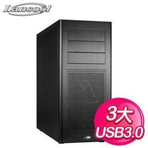LIAN LI 聯力【PC-K9B/USB3.0】黑3大 電腦機殼
