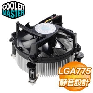 Cooler Master 酷碼 X Dream4 LGA775 CPU風扇