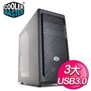 Cooler Master 酷碼 N500(透側)/豪華版 黑3大電腦機殼