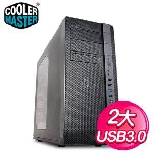 Cooler Master 酷碼 N400 USB3/豪華版 黑2大電腦機殼