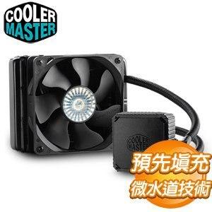 Cooler Master 酷碼 Seidon 120V 水冷散熱器