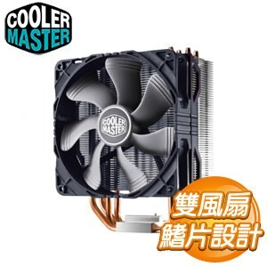 Cooler Master 酷碼 Hyper 212X Turbo雙風扇散熱器