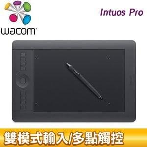 Wacom Intuos Pro 專業版 Touch Medium繪圖板(黑)