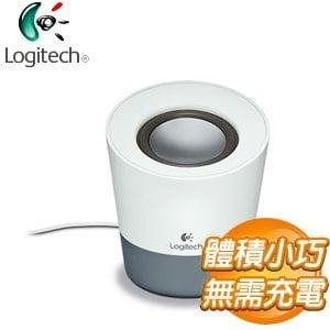 Logitech 羅技 Z50 單件式音箱《灰白》