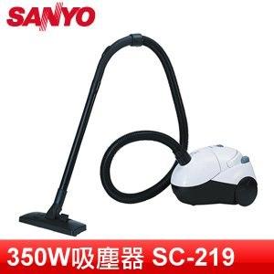 SANYO三洋 350W吸塵器 (SC-219)