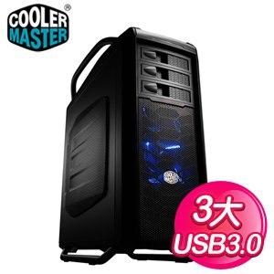 Cooler Master 酷碼 COSMOS SE網孔板 U3黑3大 電競機殼