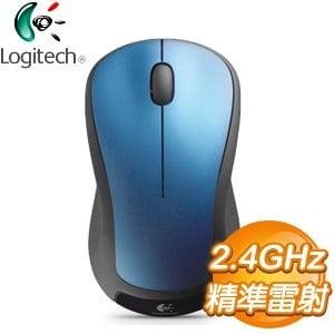 Logitech 羅技 M310t 無線滑鼠《藍》