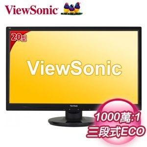 ViewSonic 優派 VA2046a 20型 高對比省電 LED液晶螢幕