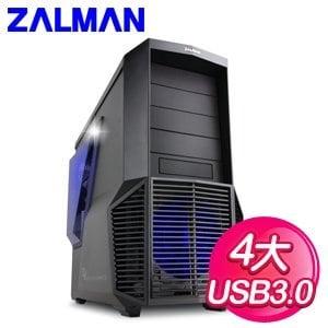 ZALMAN Z11 Plus 黑4大 ATX電腦機殼
